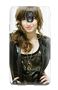 New Style Case Cover VChvvWs1059dlXYe Demi Lovato Don't Forget Compatible With Galaxy Note 3 Protection Case