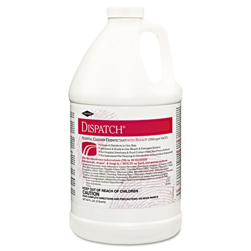 cox68973-hospital-cleaner-disinfectant-w-bleach