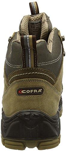 """Cofra 20190–000.w45taglia 45s3WR SRC """"Masaccio Scarpe di sicurezza, colore: verde"""