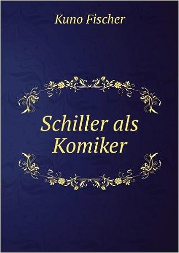 Book Schiller als Komiker