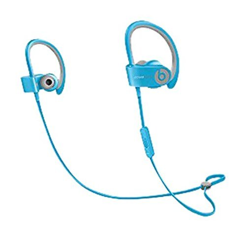 Beats Powerbeats2 by Dre wireless in-ear headphones, Blue Sport by Beats