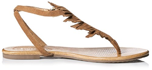Feather Tan Cayman Corso Como Sandal Women's RwqqPx7