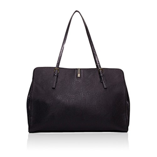 tutilo-womens-fashion-designer-handbags-veritas-square-top-handle-tote-laptop-tablet-bag-black
