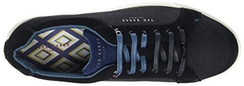 Baker Herren Schwarz Klemes Ted Black Sneaker 4wdqxnOT