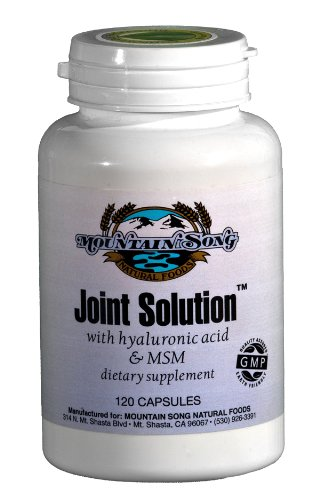 Advanced Joint Health Formula with Glucosamine, MSM, Hyalauronic Acid and Curcumin C3 - helps Reduce Inflammation, Supports Flexibility and provides Nutritional Assistance for Joint Cartilage Repair