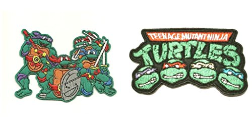 Teenage Mutant Ninja Turtles Patch Gift Set