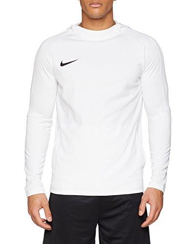 Blanc Blanc Blanc noir noir shirt hoodie Nike sweat c c c c Capuche blanc Academy18 xOPwY0qv