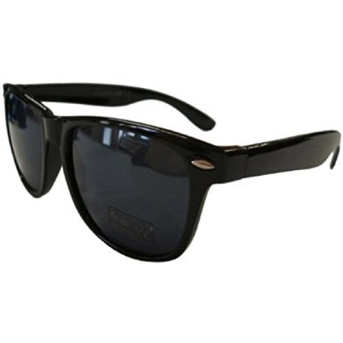 Rhode Island Novelty Blues Brothers Sunglasses (6 Pack), - Sunglasses Plastic Wholesale