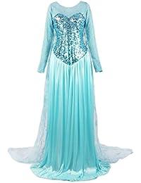 Women's Elegent Princess Dress Costume