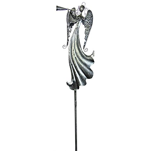 5 in. Holiday Angel Yard Stake (Pack of 3) by Exhart