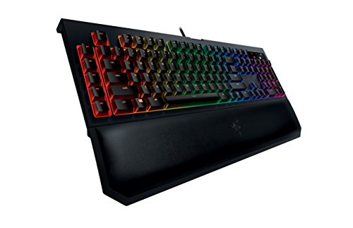 Razer BlackWidow Mechanical Keyboard Ergonomic