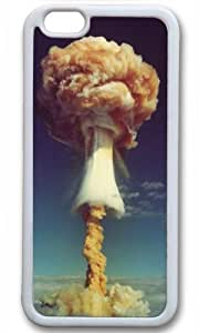 Army Atomic Bomb Thanksgiving Easter TPU White Case for Masterpiece Limited Design iphone 6 by Cases & Mousepads