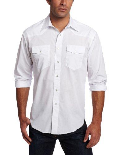 Big And Tall Long Sleeve Sport Shirt - 6