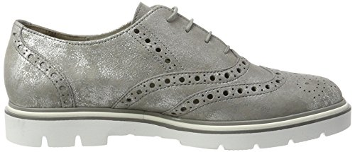Gabor Shoes Grau Derby Fashion Femme 69 Gris rgdZAwrqPx