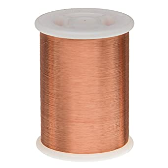 Remington industries 42snsp 42 awg magnet wire enameled copper remington industries 42snsp 42 awg magnet wire enameled copper wire 10 lb keyboard keysfo Images