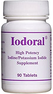 Complementary Prescriptions Iodoral (12.5 Mg), 90 Tablets