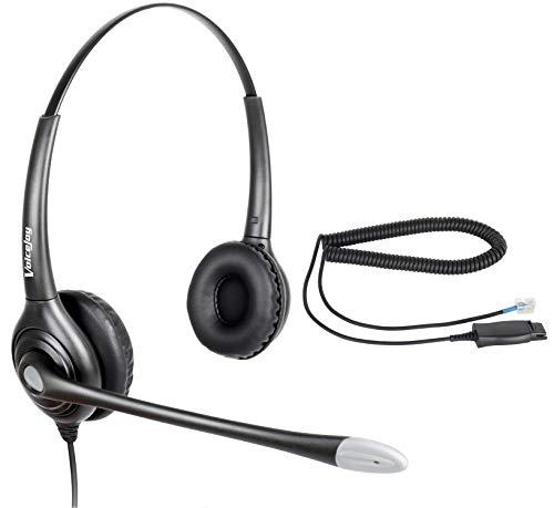 Binaural Headset Canceling Yealink Grandstream product image