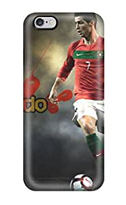 Excellent Iphone 6 Plus Case Tpu Cover Back Skin Protector Cristiano Ronaldo Shoes