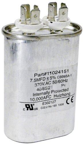 Hayward HPX11024151 7-1/2 Uf Fan Run Capacitor Replacemen...
