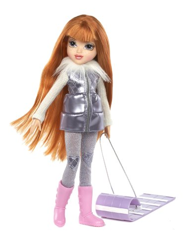 Girlz Moxie Mga Magic (Moxie Girlz Moxie Girlz Magic Glitter Snow Doll Kellan)