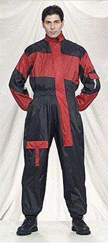 1 Piece Textile Motorcycle Suit - 9