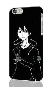 Anime art background boys games kazuto kirigaya online sword Custom Diy Unique Image Durable 3D Case Iphone 6 Plus - 5.5 by runtopwell