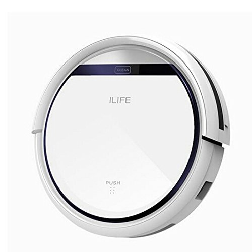 Chuwi Ilife V3 Beatles Robot Vacuum Cleaner Self Charge Smart Dust Cleaner Planned clean route automatic Mute home