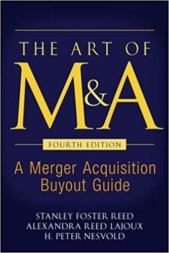 Amazon the art of ma fourth edition a merger acquisition the art of ma fourth edition a merger acquisition buyout guide 4th edition fandeluxe Images