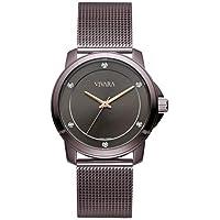 Relógio Vivara Feminino Aço Marrom - DS13694R0C-5