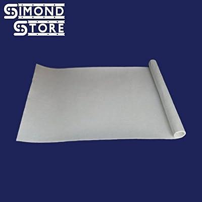 """Simwool Ceramic Fiber Paper (2300F, 2mm Thick) (36"""" x 24"""")"""