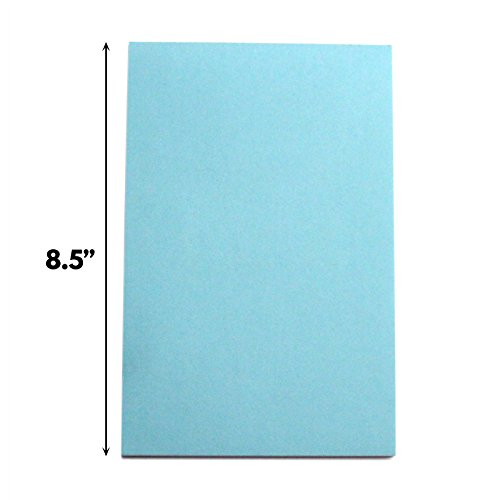 Disappearing Spy Paper Dissolving Note Pad Letter Head (8.5