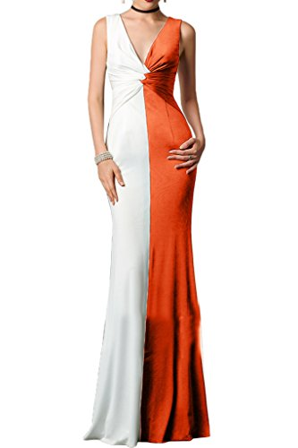 Missdressy - Vestido - para mujer naranja