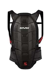 EVS Sports 512100-0112 Race Back Protector (Black, Small/Medium)