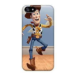 Snap-on Case Designed For Iphone 5/5s- Woody