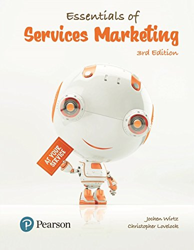Essentials of Services Marketing (3rd Edition)