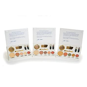 Amazon.com : Jane Iredale Sample Kit, Medium : Foundation Makeup ...