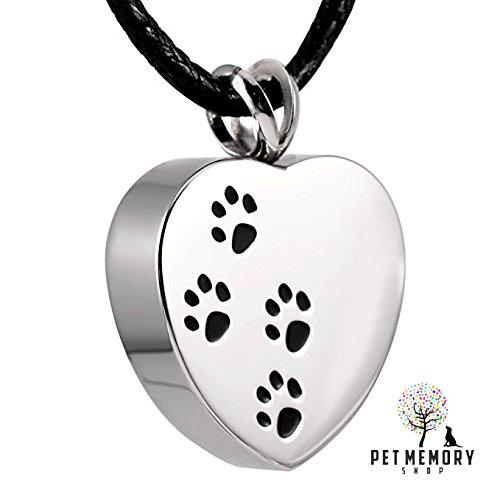 Pet Memorial Jewelry Urn Pendant