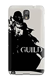 High-end Case Cover Protector For Galaxy Note 3(guild Wars 2 Video Game Other)