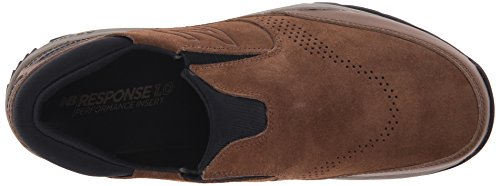 New Balance hombres del mw770V1Walking zapatos Marrón/Negro