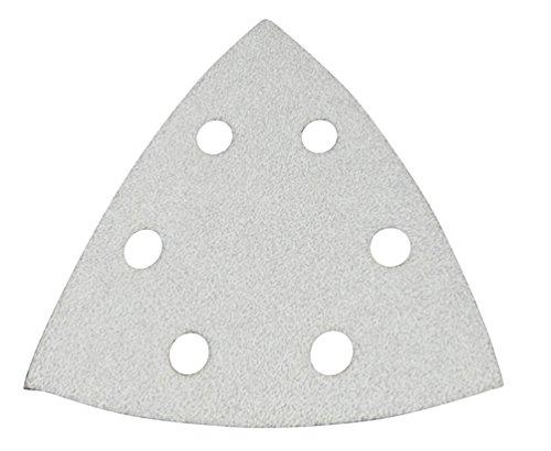 マキタ(makita) マジックサンディングペーパー100 96X96mm 白 三角(10入) A-52370