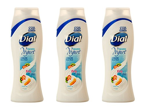dial-frozen-yogurt-cooling-body-wash-froyo-with-yogurt-protein-21-ounce-pack-of-3