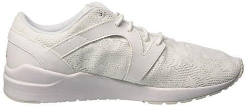 white white Gel Komachi Blanc Asics Sneakers lyte Basses Femme HqW8RSn