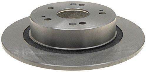 ACDelco 18A2546A Advantage Non-Coated Rear Disc Brake Rotor