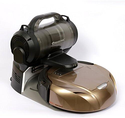 ROBOT ASPIRADOR DEEBOT D77-Ecovacs Robot aspirador con filtro HEPA automática para las alergias - 4 programas de limpieza - Kit de accesorios para aspiradora de mano.: Amazon.es: Hogar