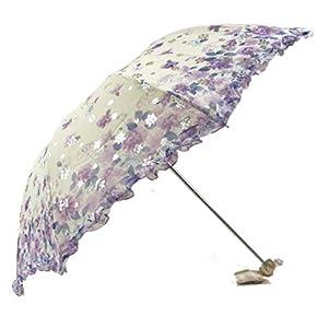 Folding Travel Sun Umbrella La...