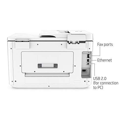 HP Pro 7740 Wide with Wireless Printing, HP Instant & Replenishment ready