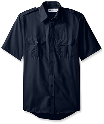 ee27b8cbf85 Horace Small Men s Classic Short Sleeve Security Big-Tall Shirt ...
