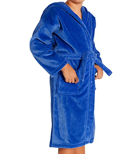 Hooded Velour Turkish Bathrobe Cotton product image