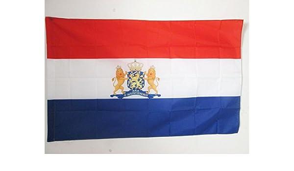 AZ FLAG Bandera del Reino Unido DE LOS PAÍSES Bajos 1815-1908 ...