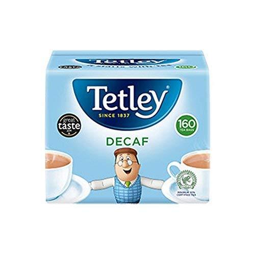 Tea Tetley Decaf (Tetley Decaf Teabags 160 per pack)